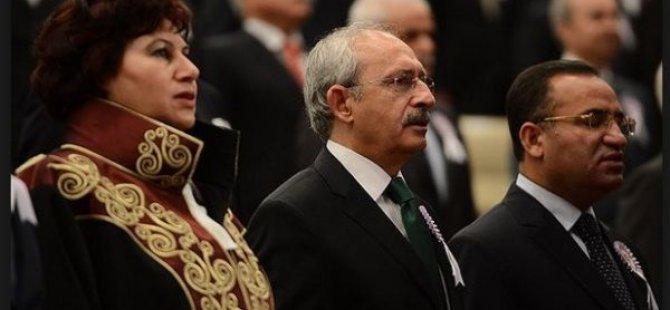 Kılıçdaroğlu Feyzioğlu'nun üstünü neden çizdi?