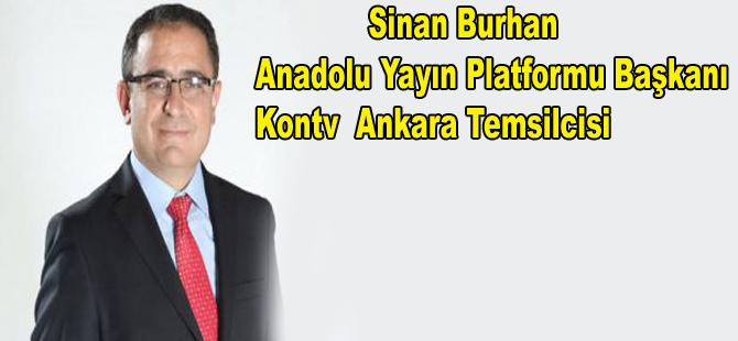 SİNAN BURHAN'DAN SAHİN ALPAY'A CEVAP