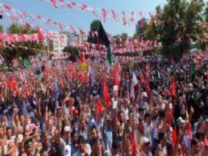 İstanbul'da Mısır'daki Darbeye Büyük Tepki