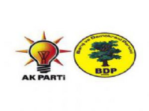 AK Parti'den BDP'ye: Çok iyi şeyler olacak