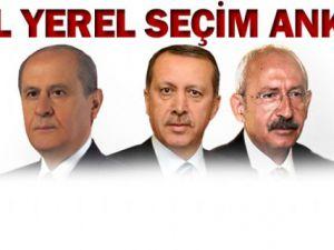 Türkiye adım adım yerel seçime gidiyor