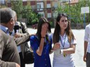 biber gazı şakası öğrencileri hastanelik etti