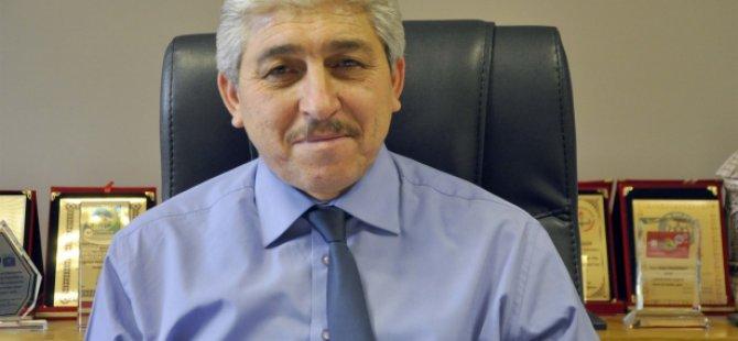 Kayserispor'da sürpriz bir gelişme yeni Başkan Hayri Naziksoy