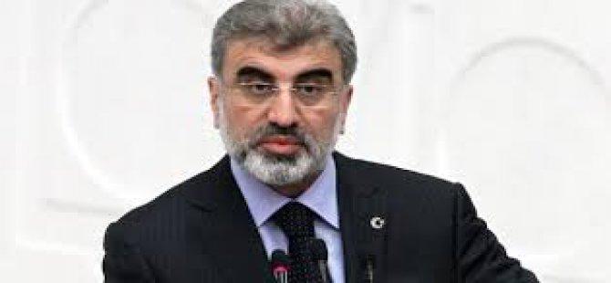 Enerji Bakanı Yıldız içeride kalan işçi sayısını açıkladı