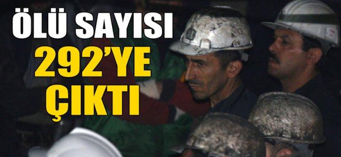 Yastayız: Soma'da can kaybı 292