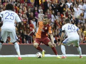 Galatasaray: 2 Kayseri Erciyesspor: