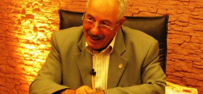 YAZAR MUHSİN İLYAS SUBAŞI'DAN 'SOMA' ŞİİRİ