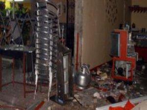 Mersin'de restaurant bomba gibi patladı!