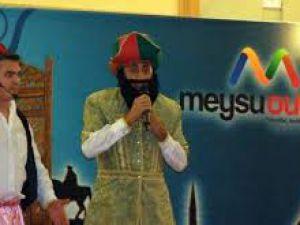 Kayseri Meysu Outlet'te Ramazan Keyfi