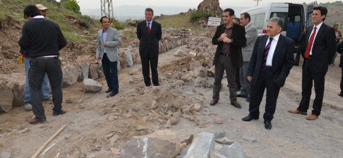 HIZLA GELİŞEN ESENTEPE MAHALLESİ'NE ALTERNATİF YOL