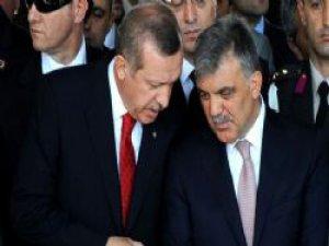 Erdoğan,Gül ile kritik bir görüşme gerçekleştirdi