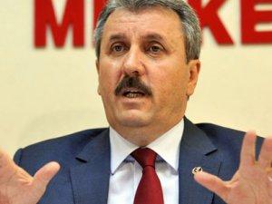 Mustafa Destici ilginç açıklamalarda bulundu