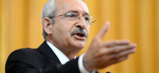 Kılıçdaroğlu'dan Başbakan Erdoğan'a jet 'diktatör' Yanıtı geldi