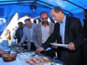YAHYALI'DA YENİ SANAYİ ESNAFIYLA İSTİŞARE TOPLANTISI