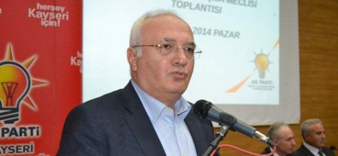 Elitaş,Kılıçdaroğlu ve Bahçeli'yi eleştirdi