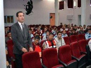 Pınarbaşı'nda Trafik kazalarında İhbar