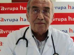 Özel Avrupa Hastanesi Kardiyoloji Uzmanı Muzaffer Yılmaz: