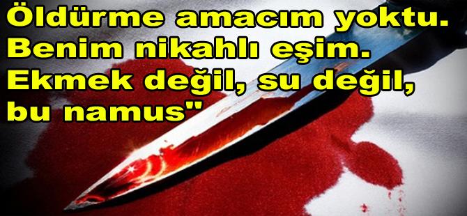 KAYSERİ'DE KARISINI 13 YERİNDEN BIÇAKLADI
