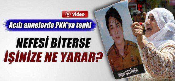 Diyarbakır'da PKK'ya tepkiler artıyor