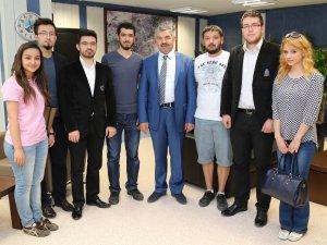 KOCASİNAN'DAN GENÇLİK PROJELERİNE DESTEK