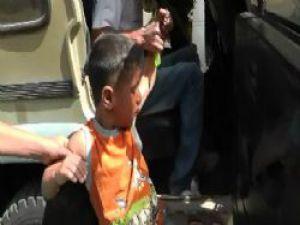 İsrail Yok Artık Dedirtti! 5 Yaşındaki Çocuğa Gözaltı