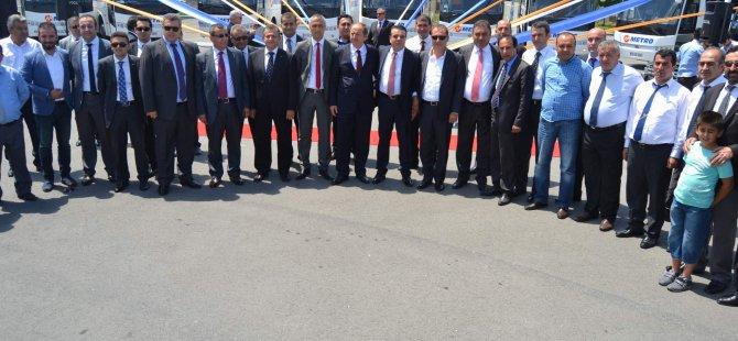 Metro Kayseri''den çok memnun,Biz Kayserililerden çok memnunuz