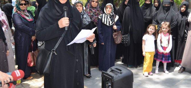 KAYSERİ KARDEŞLİK VE İYİLİK PLATFORMU'NDAN PKK'YA TEPKİ