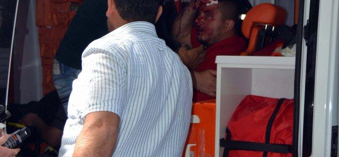 Kayseri'de 2 grup arasında silahlı çatışma 3 yaralı