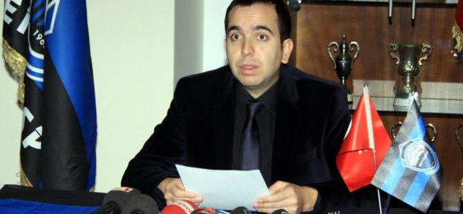 ERCİYESSPOR'DAN- KAYSERİSPOR'A CEVAP