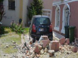 Akdeniz'de 5,0 büyüklüğünde deprem