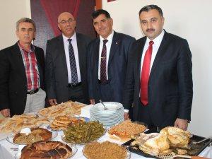 DEVELİ BELEDİYESİ MECLİS TOPLANTISI ''GACER SOFRASI''YLA BAŞLADI
