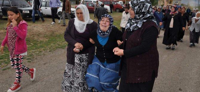 AFGANİSTAN'DA ÖLEN BÜNYAN'LI GÜL SON YOLCULUĞUNA UĞURLANDI