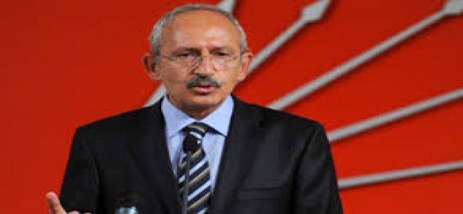 Kılıçdaroğlu Almanya'da Türkiye'yi eleştirdi