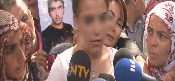 PKK'nın elinden kurtulan kızdan anlamlı ziyaret