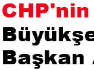 CHP'nin Büyükşehir Başkan Adayı