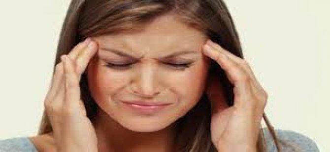 Baş ağrılarını hafife almayın!...