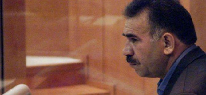 Öcalan'dan Bayrak İndirme Açıklaması