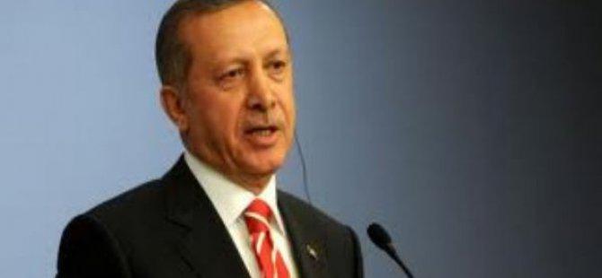Erdoğan'dan Sert Bayrak Açıklaması