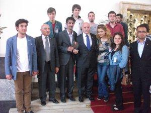 Kayseri Milli Türk Talebe Birliği TBMM'DE