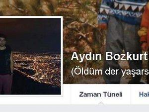 Kayseri'de Balık ağına takılan aydın bozkurt hayatını kaybetti