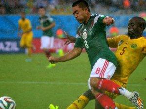 Dünya Kupası Meksika - Kamerun maçından tek gol çıktı