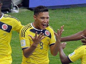 Kolombiya, Yunanistan'ı 3-0 mağlup etti