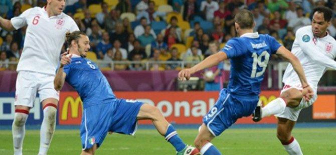 İtalya İngiltere: 2-1 Maç Özeti ve Golleri