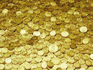 50 ton altın sır oldu