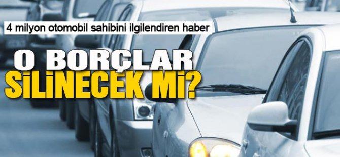 Araç Muayene Borçlarına Af