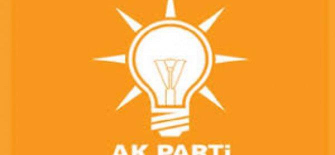 AK Parti'de toplu istifa şoku!