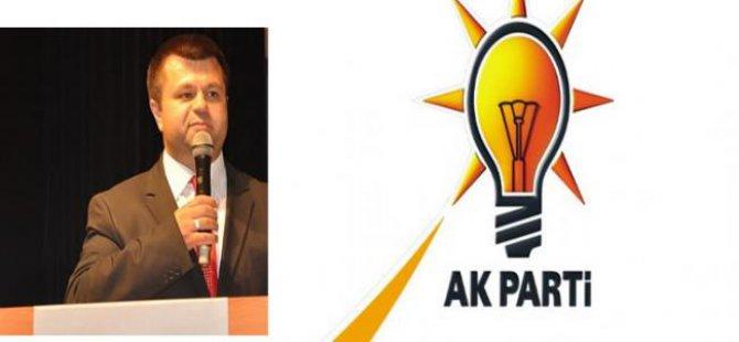 Kayseri Ak Parti İl Başkanlığına Seyit Halil Yüzgeç İsmi Geçiyor