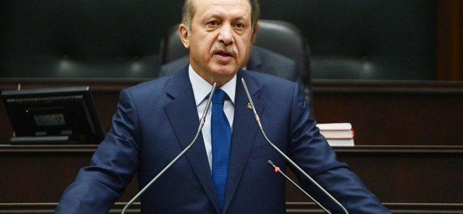 Erdoğan'dan Çatı Adaya İlk Yorum