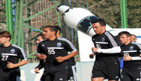 Erciyesspor Kampa Giriyor