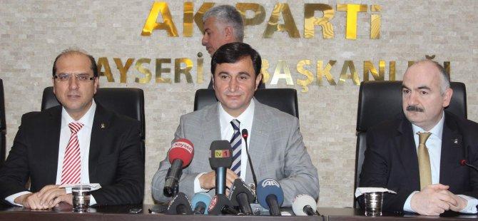 Kayseri Ak Parti Neden Görevden Alındı
